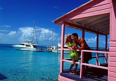 летний отдых на багамах