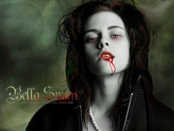 Белла Свон - главный персонаж