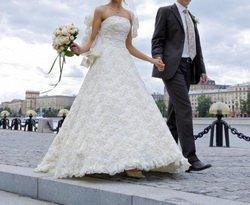 ксклюзивное платье