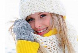 Как сохранить прическу зимой
