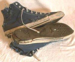 Профилактика зловонной обуви