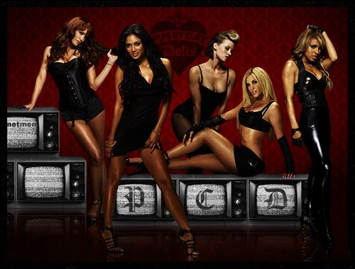 Николь Шерзингер и The Pussycat Dolls