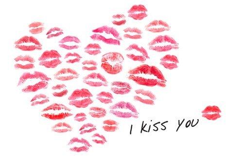 Безопасно ли целоваться