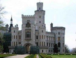 Свадьба как сказка – только в замке Чехии