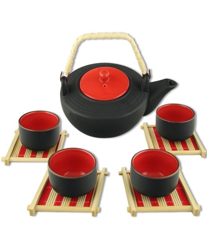 Как выбрать чайный набор