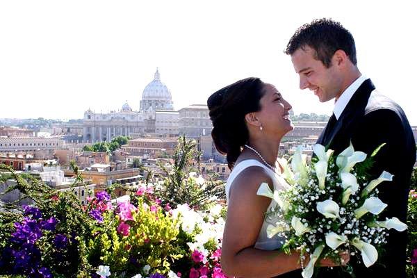Свадьба в Италии!