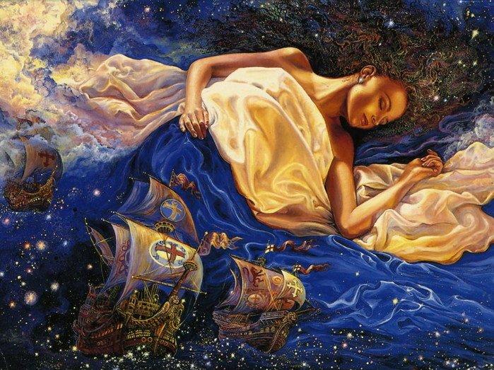 Значение снов девочка 2 фотография