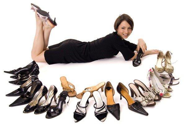Обувь на любой вкус