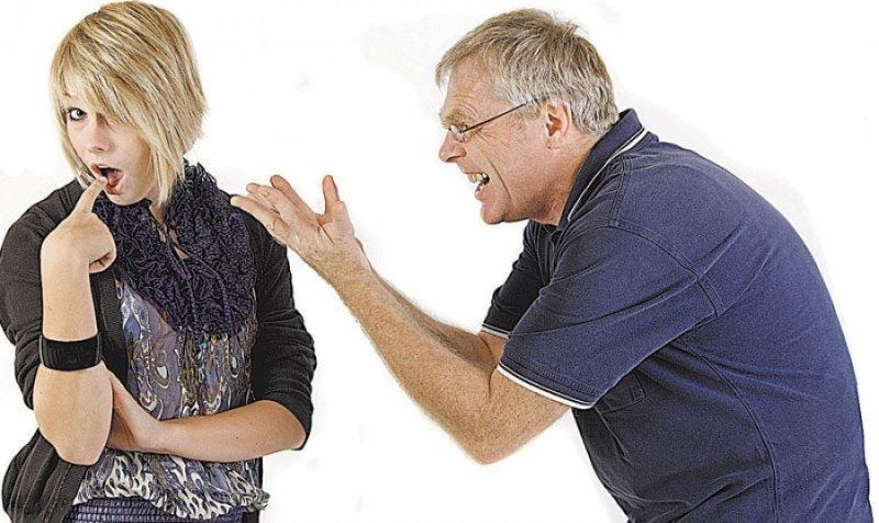 Родители и подростки