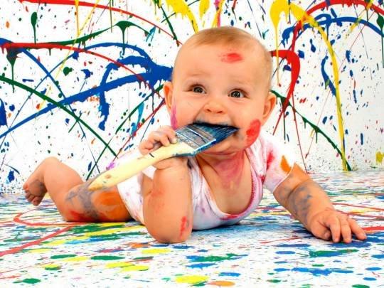 Как помочь развитию ребенка