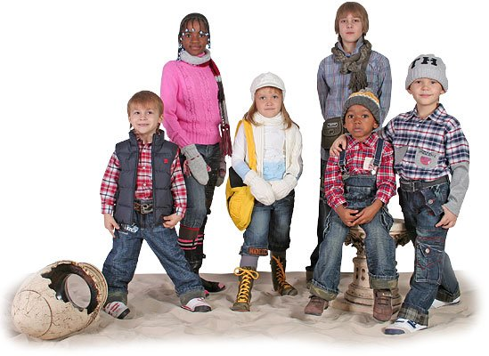 Стильная одежда для детей в интернет магазине.