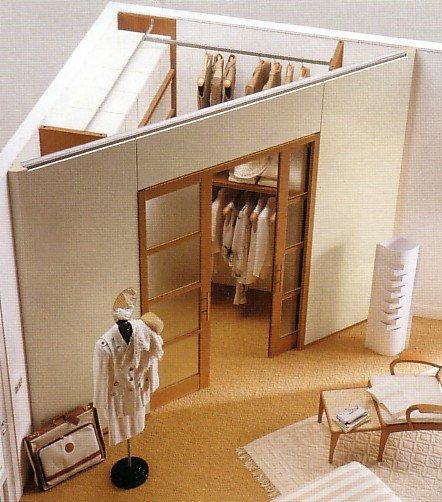 гардеробный шкаф своими руками