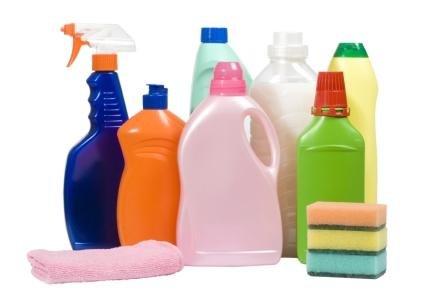 Вредные моющие средства