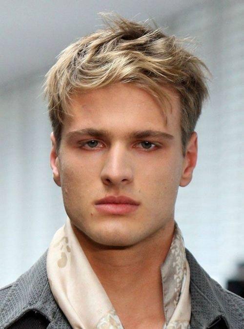 Какие стрижки в моде в 2013 году у мужчин