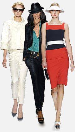 Модные тенденции весна-лето 2013 год