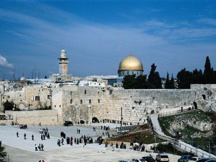 Экскурсии и достопримечательности в Израиле