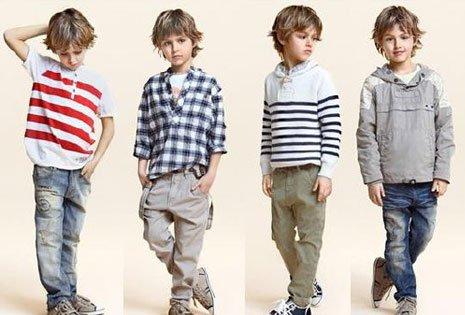 Ка выбирать одежду мальчикам