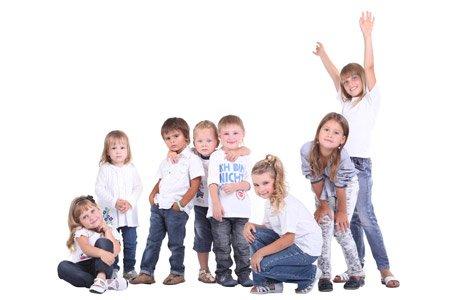 Стильная и современная детская одежда
