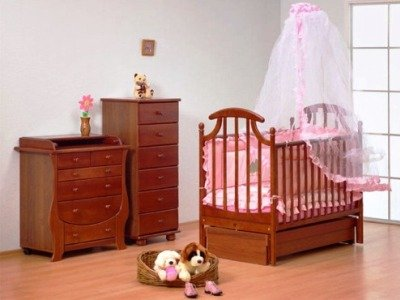 Как правильно выбрать кровать для ребёнка?