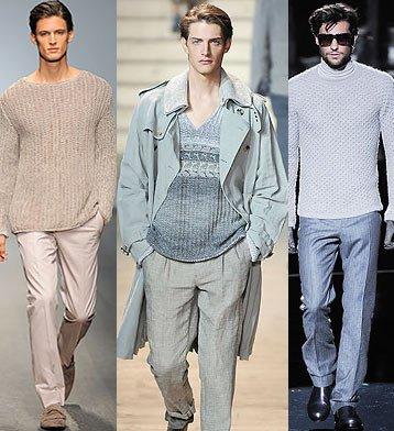Мужчины и мода