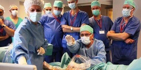 Новейшие методы лечения варикозной болезни