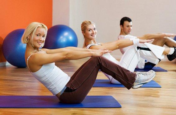 Спорт для 40-летних. Фитнес
