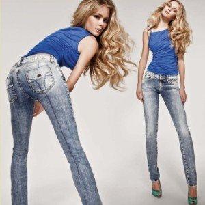 Джинсы: модно, стильно, современно